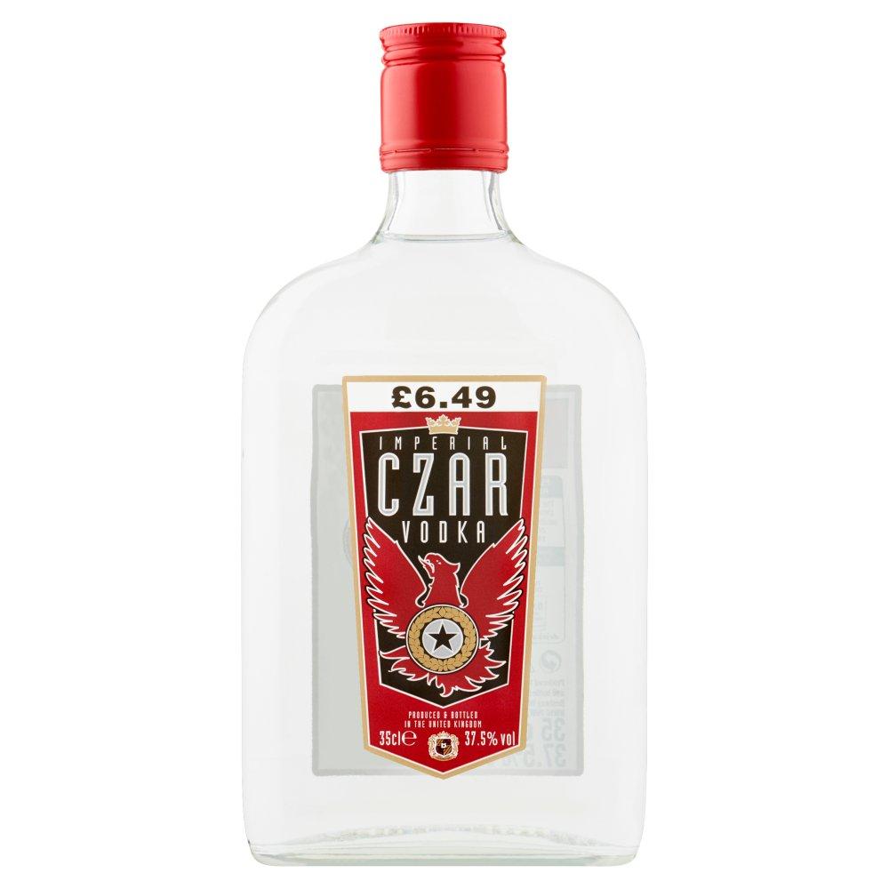 Imperial Czar Vodka 35cl