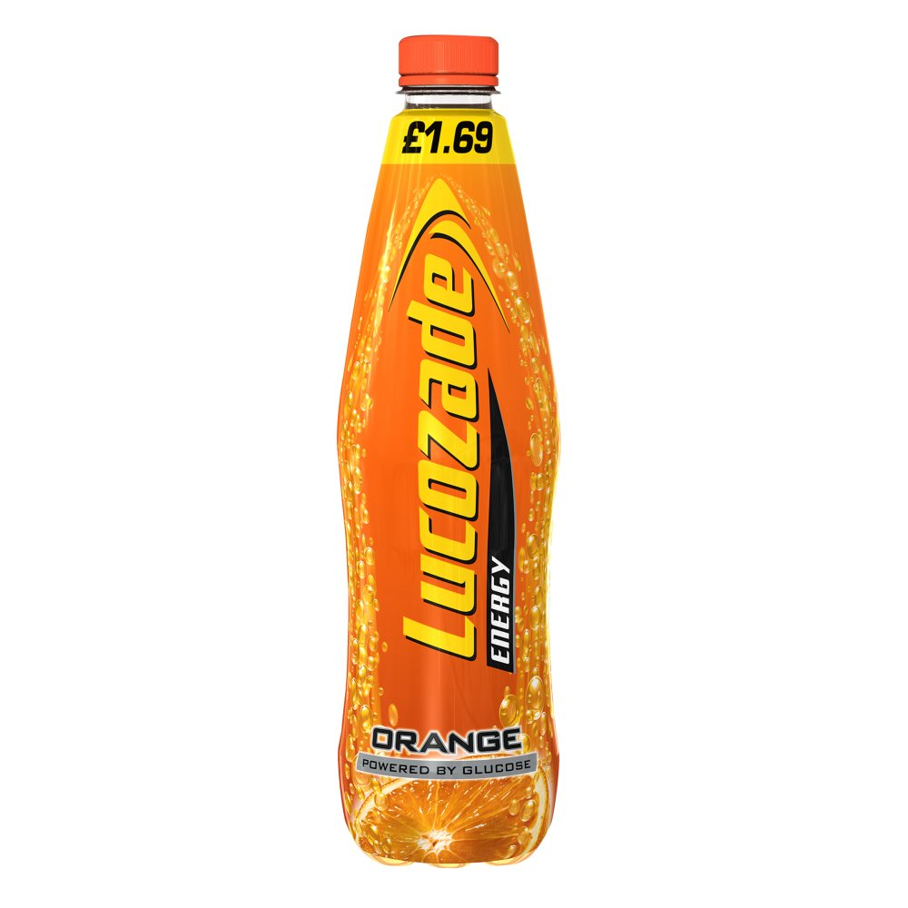 Lucozade Energy Orange PM £1.69