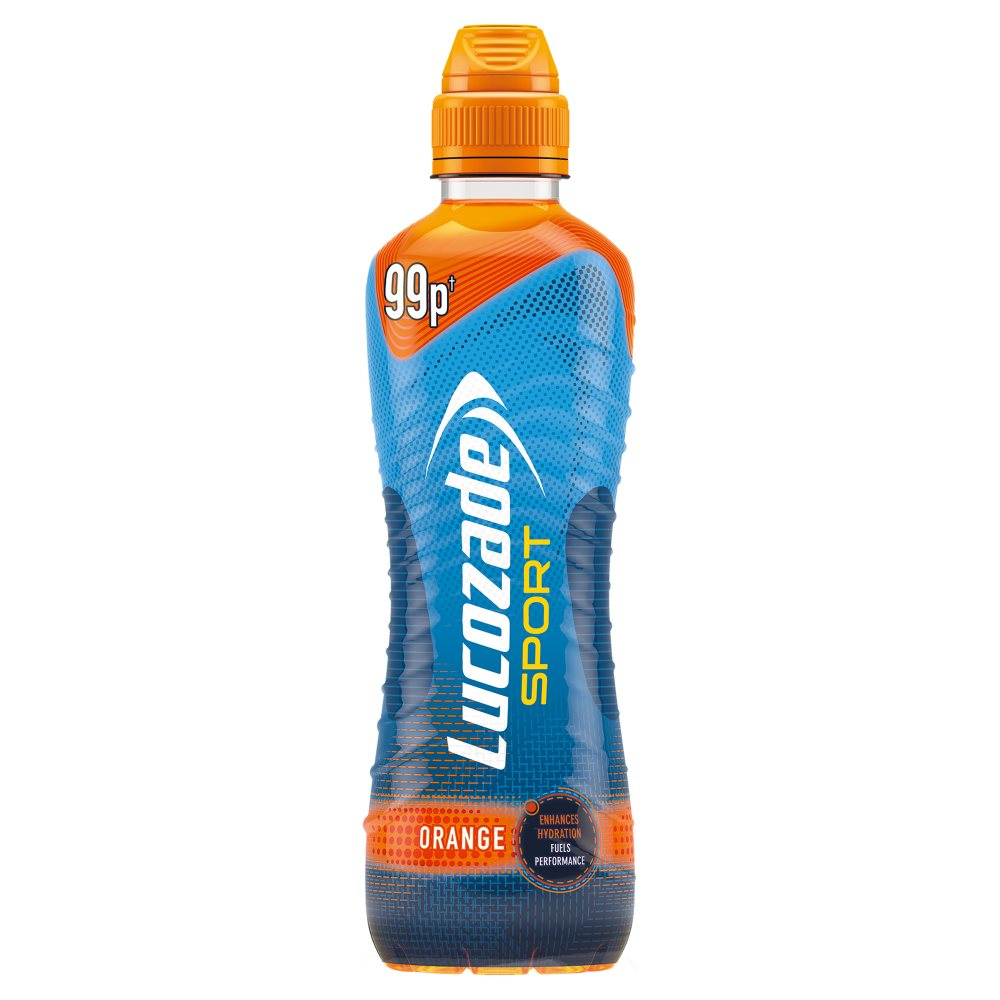 Lucozade Sport Orange PM 99p