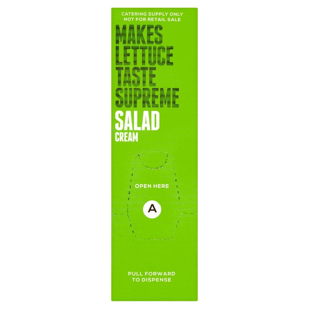 Salad Cream 198 Sachets