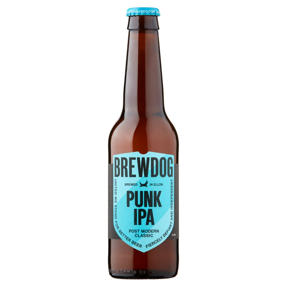 BrewDog Punk IPA Post Modern Classic 330ml