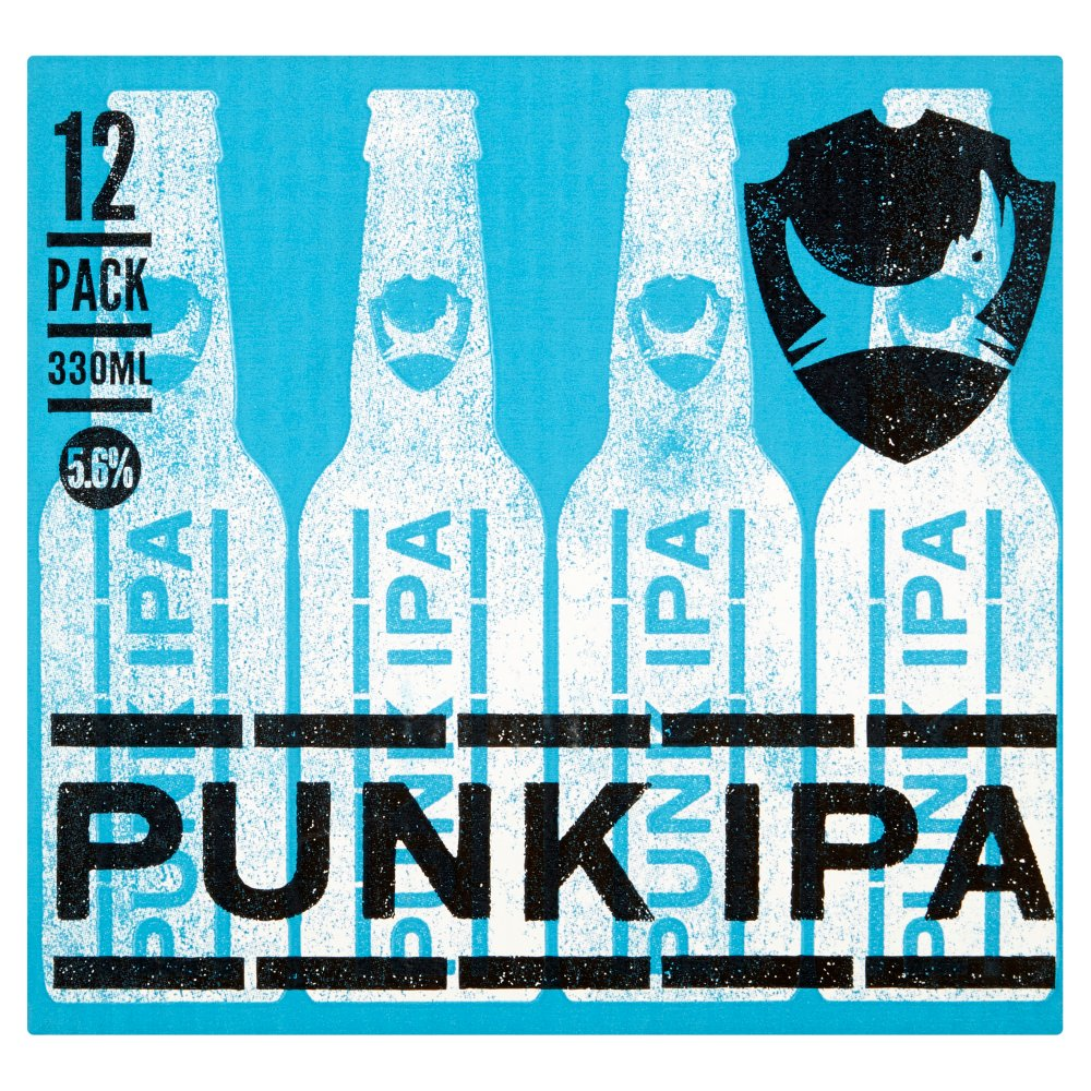 BrewDog Punk IPA 12 x 330ml