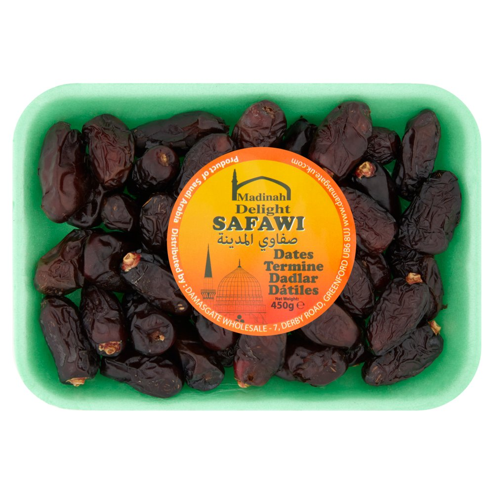 Madinah Delight Safawi Dates 450g
