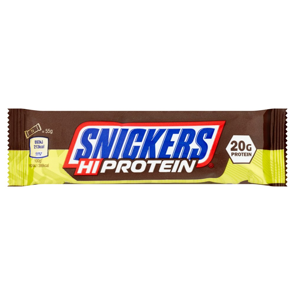 Snickers High Protein Bar 55g
