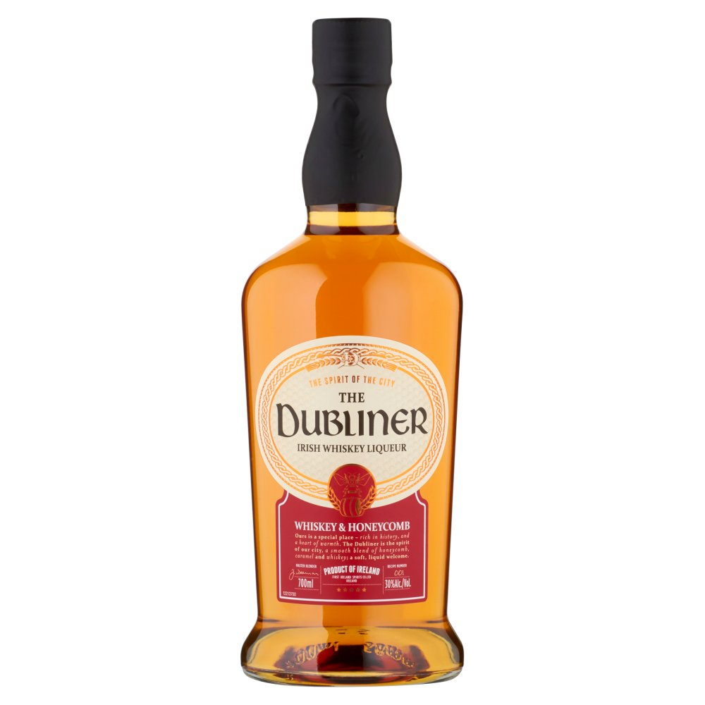 Dubliner Whiskey Liqueur 70cl