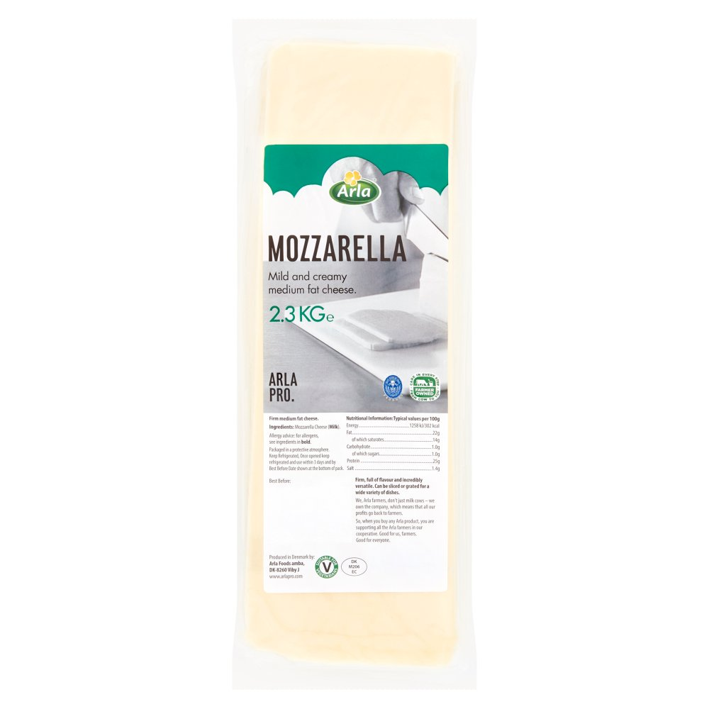 Mozzarella Blocks