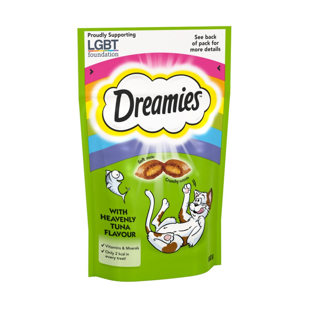 Dreamies Tuna