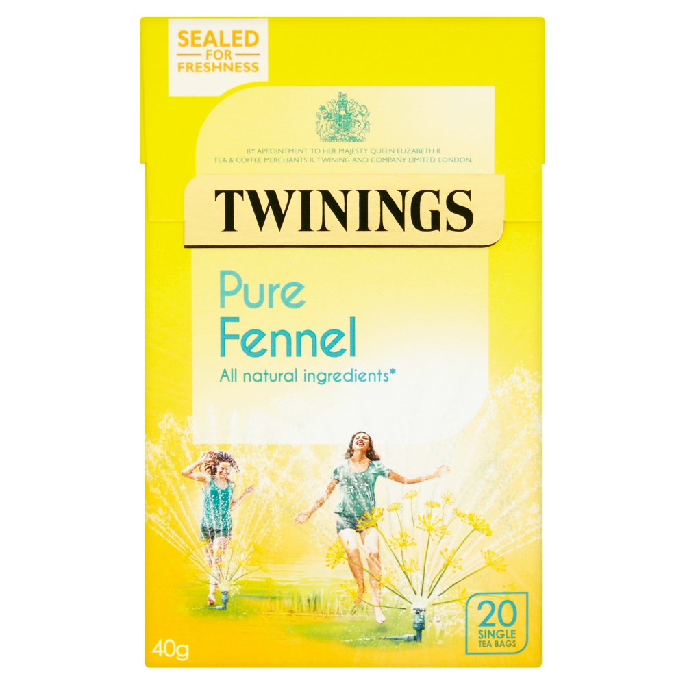 Twinings Herbs Infusion Fennel