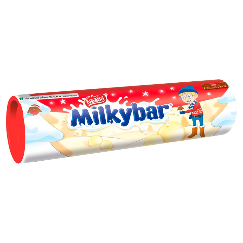 Milkybar Buttons Giant Tube