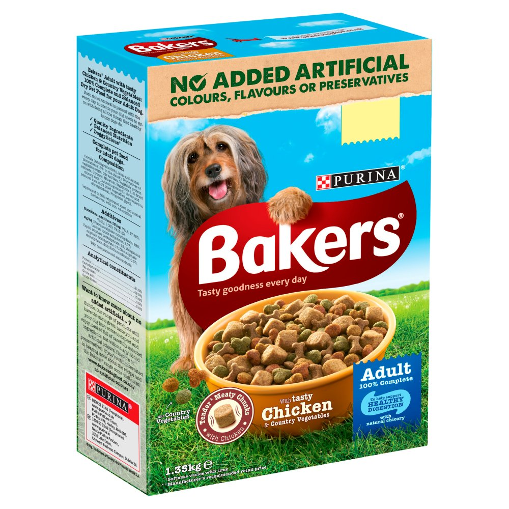 Bakers Chicken & Vegetable PM £3.69