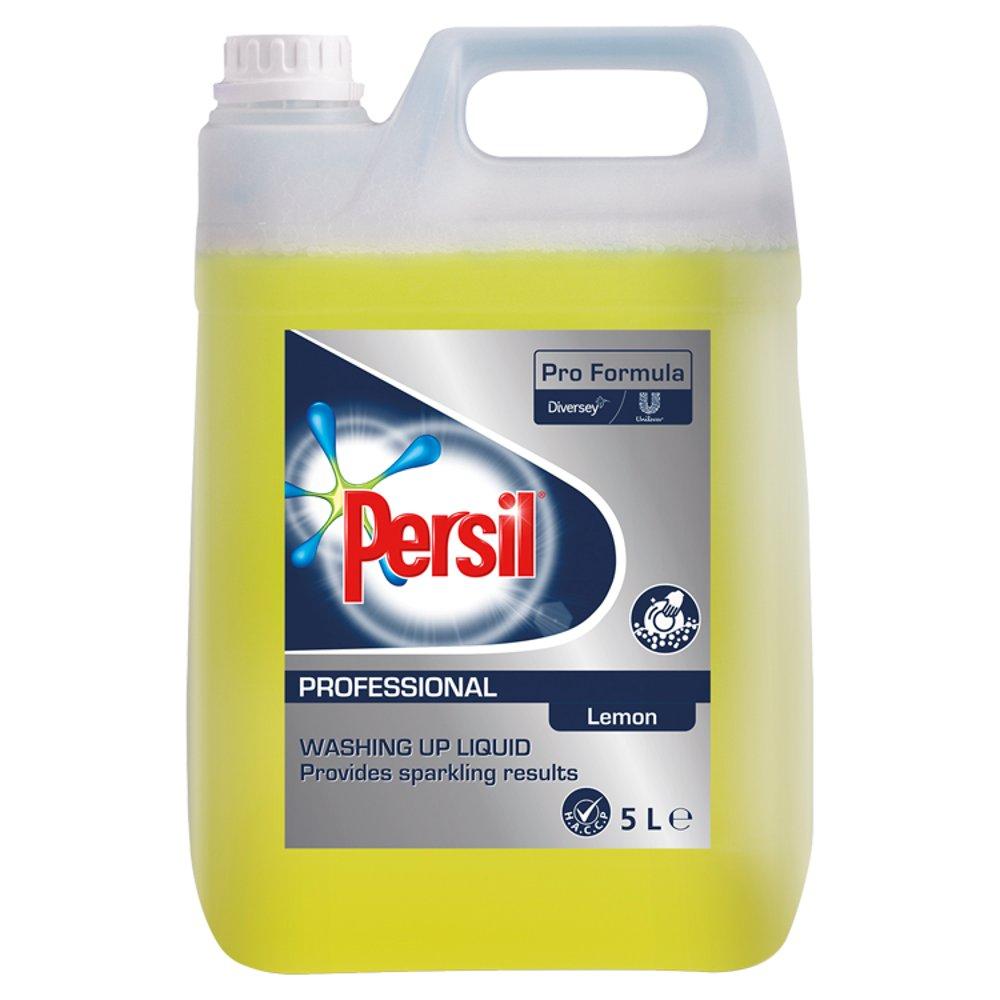 Persil Professional Lemon Zest Washing Up Liquid 5L
