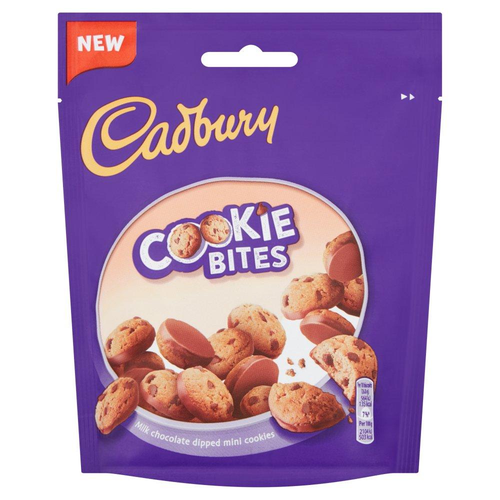 Cadbury Chocolate Cookie Bites 90g