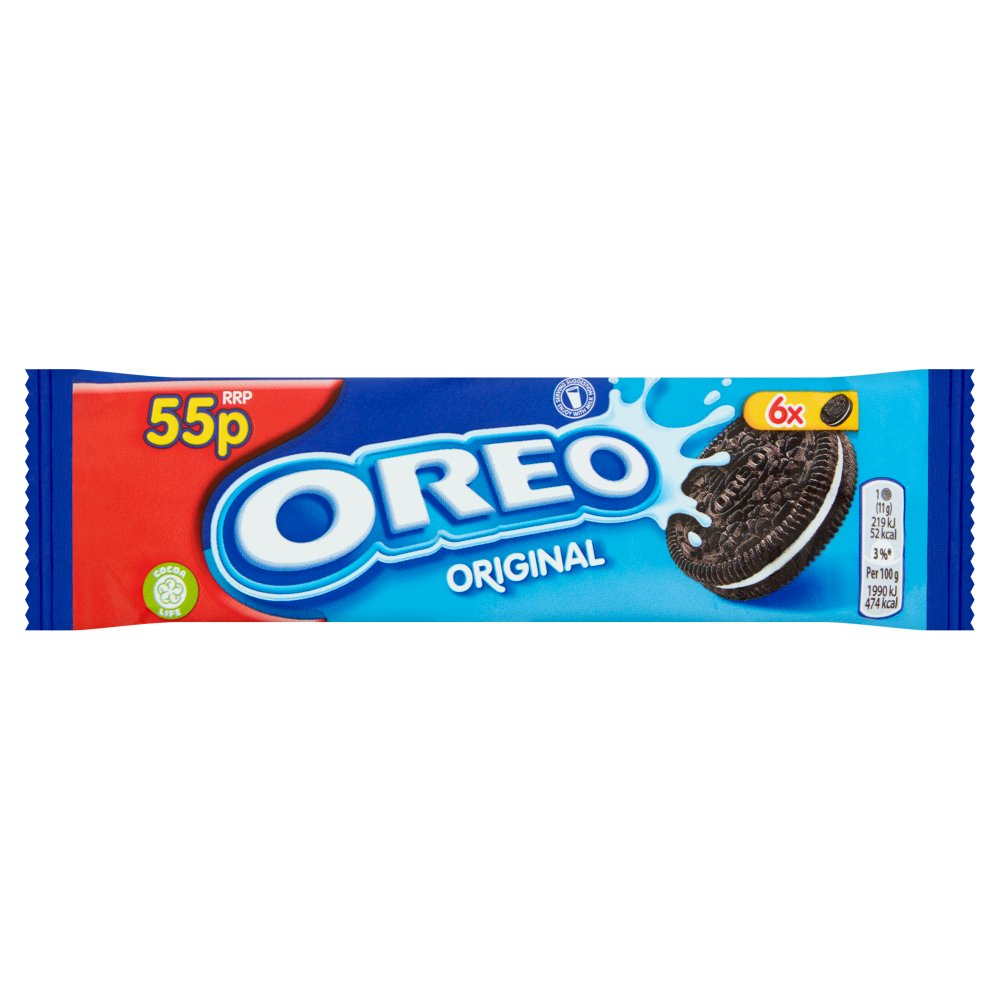 Oreo Cookies Snack Pack PM 55p