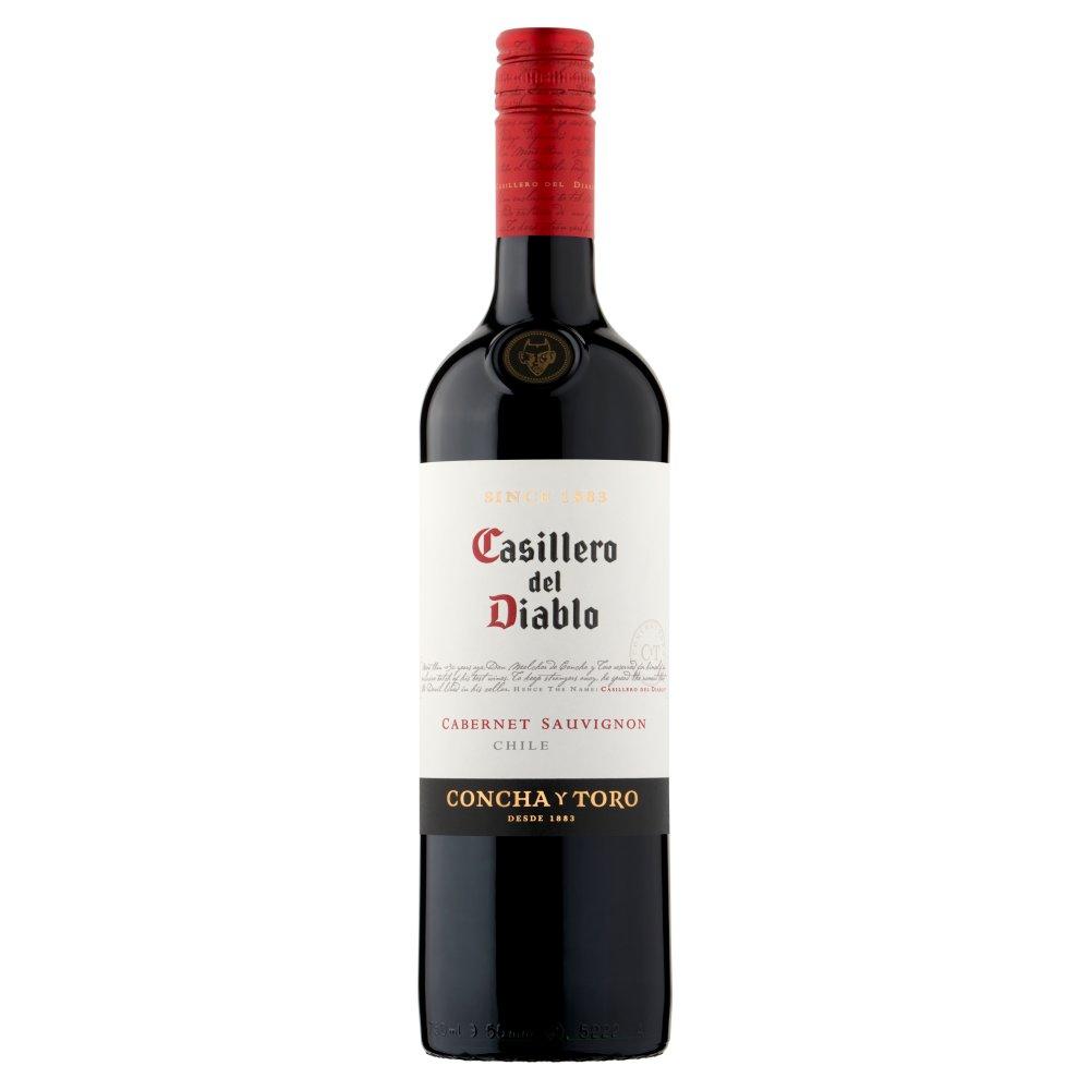 Casillero del Diablo Carbenet Sauvignon 75cl