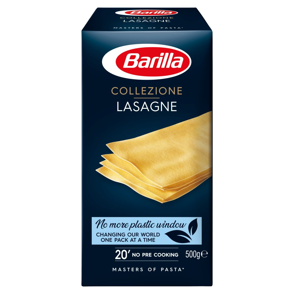 Barilla Pasta Lasagne 500g