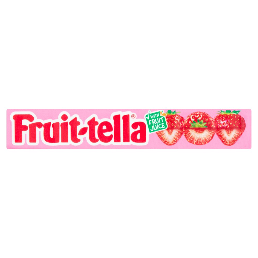 Fruittella Strawberry Stick 41g