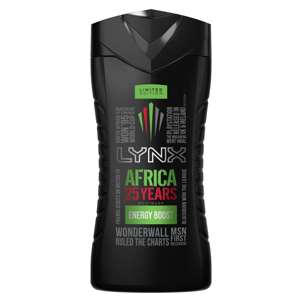 Lynx Africa Shower Gel 250 ml