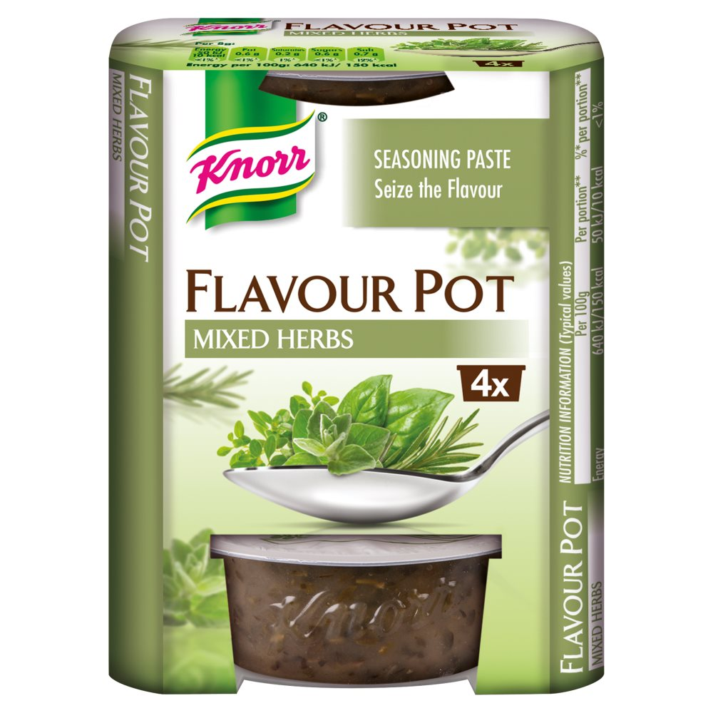 Knorr Flavoured Pots Mixed Herbs
