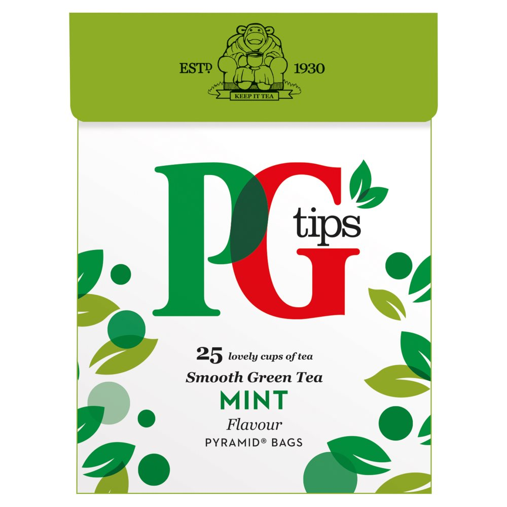 PG Green Tea Mint