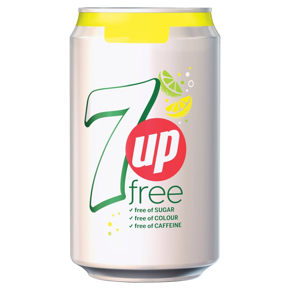 7Up Free Cans PM 49p