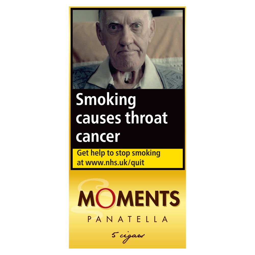 Moments Panatella 5 Cigars