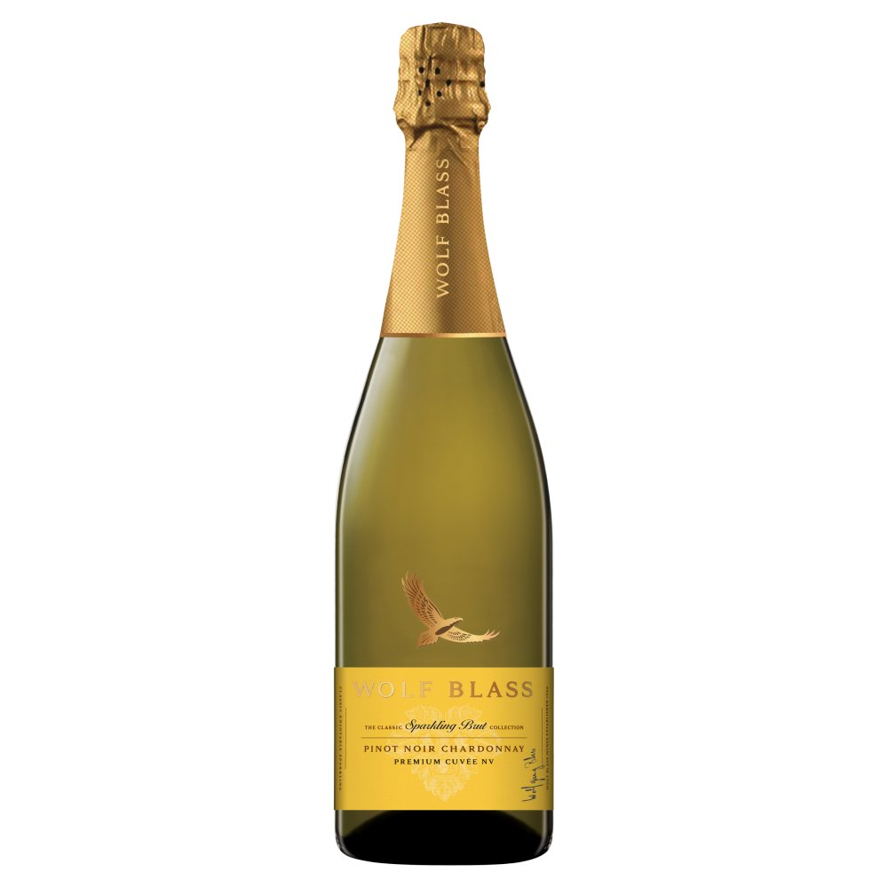 Wolfblass Yellow Sparkling 75cl