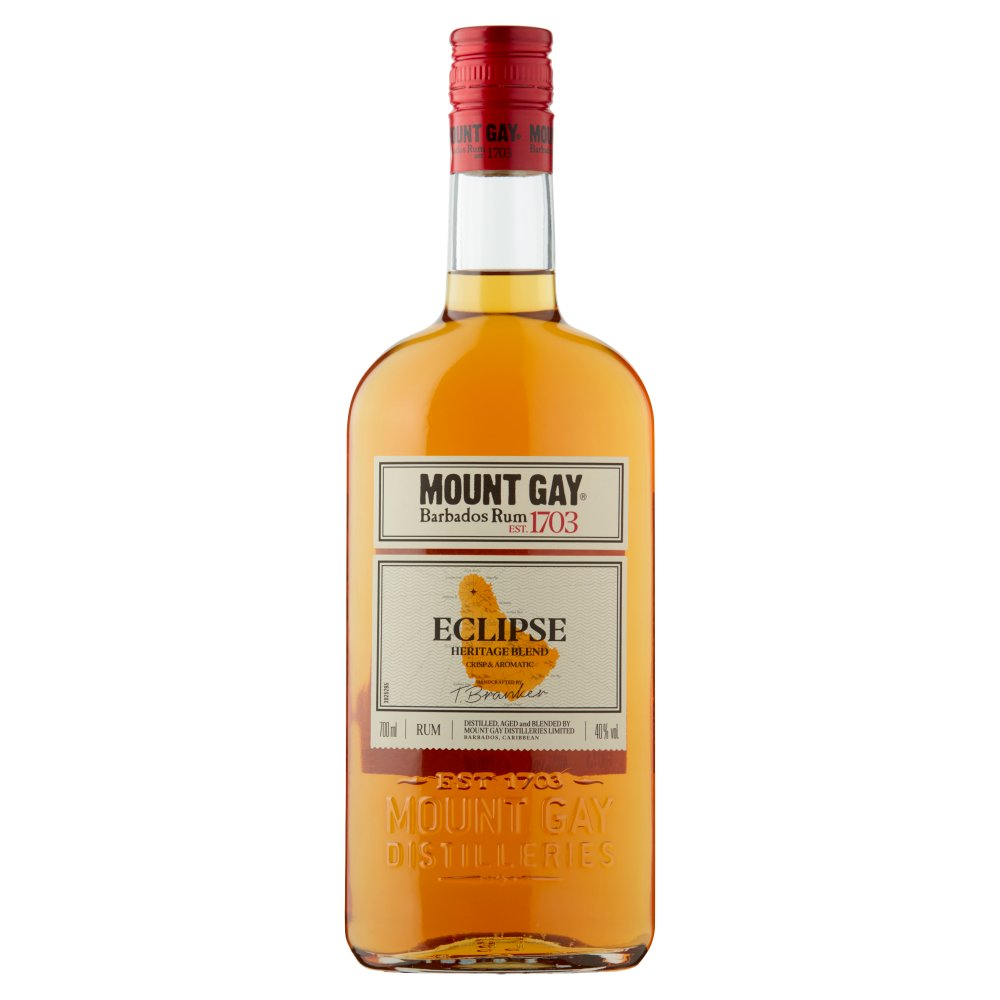 Mount Gay Golden Rum 70cl