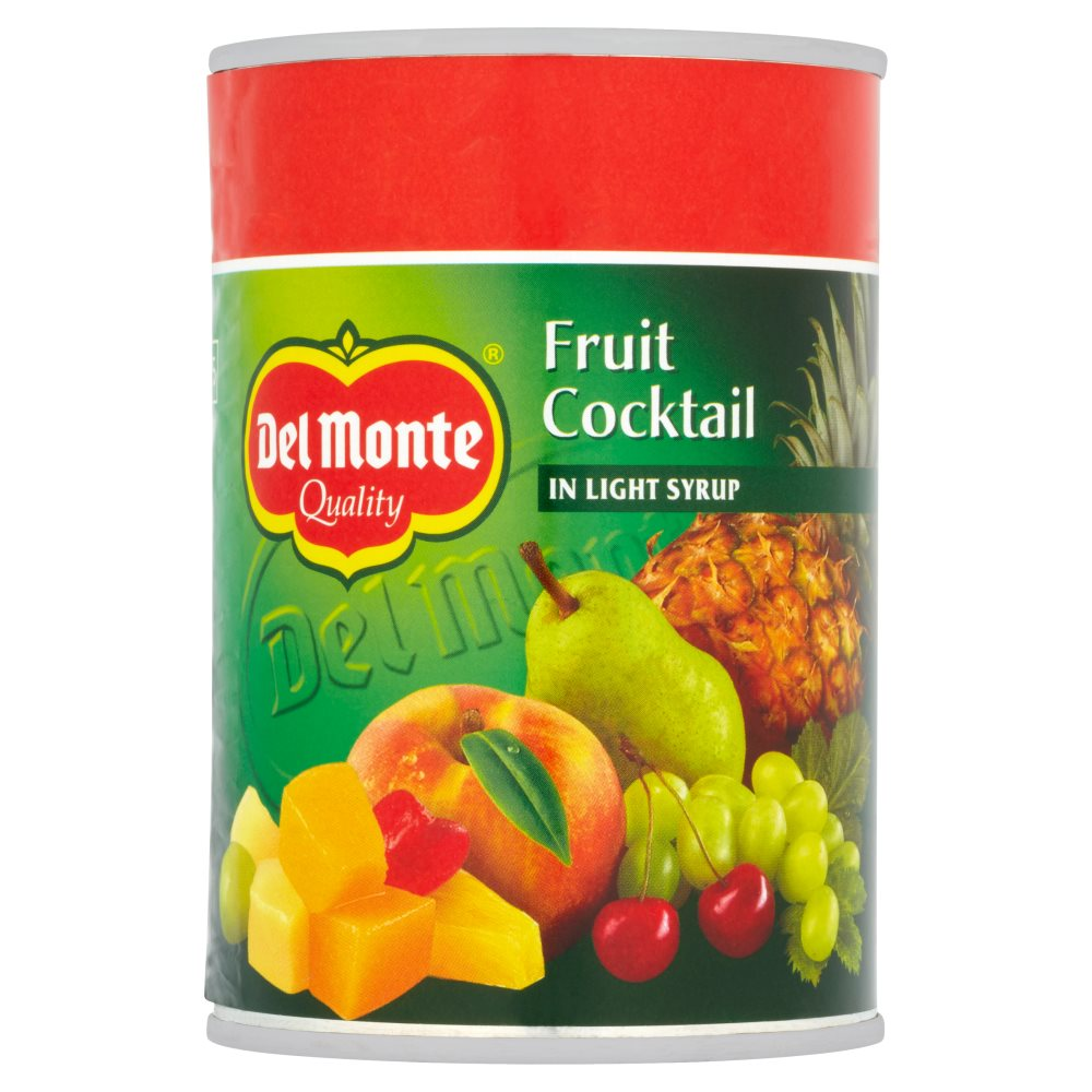 Del Monte Fruit Cocktail In Syrup £1
