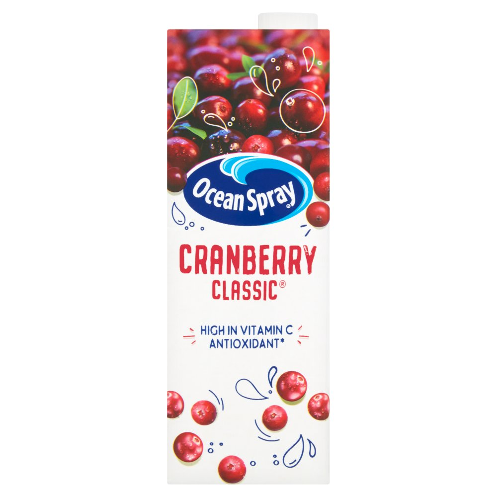 Oceanspray Cranberry Classic