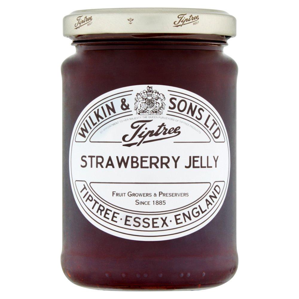 Wilkin & Sons Ltd Tiptree Strawberry Jelly 340g