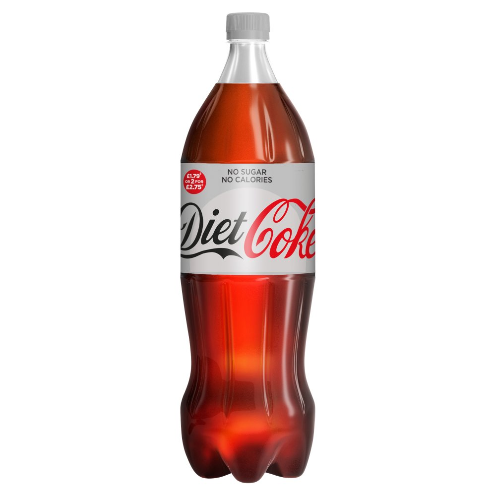 Diet Coke £1.79 Or 2 For £2.75