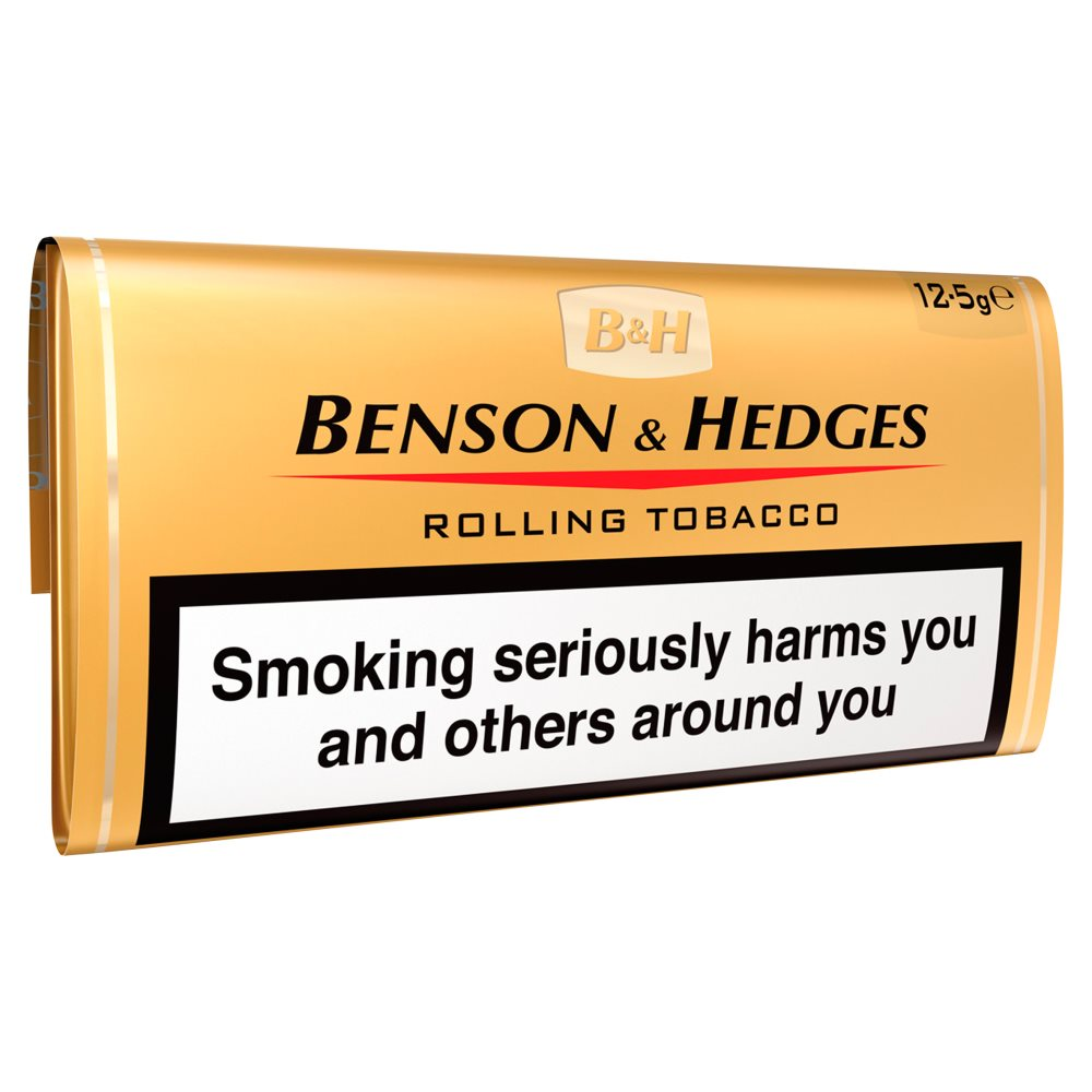 Benson & Hedges Gold Roll Your Own