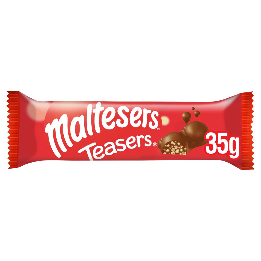 Maltesers Teasers Chocolate Bar 35g Bestway Wholesale