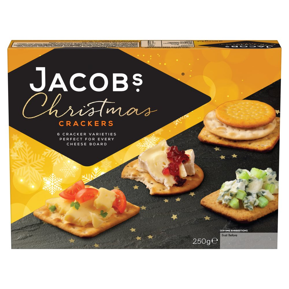 Jacob Biscuit For Cheese