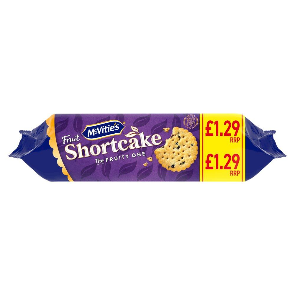 McVitie's Fruit Shortcake Biscuits 200g