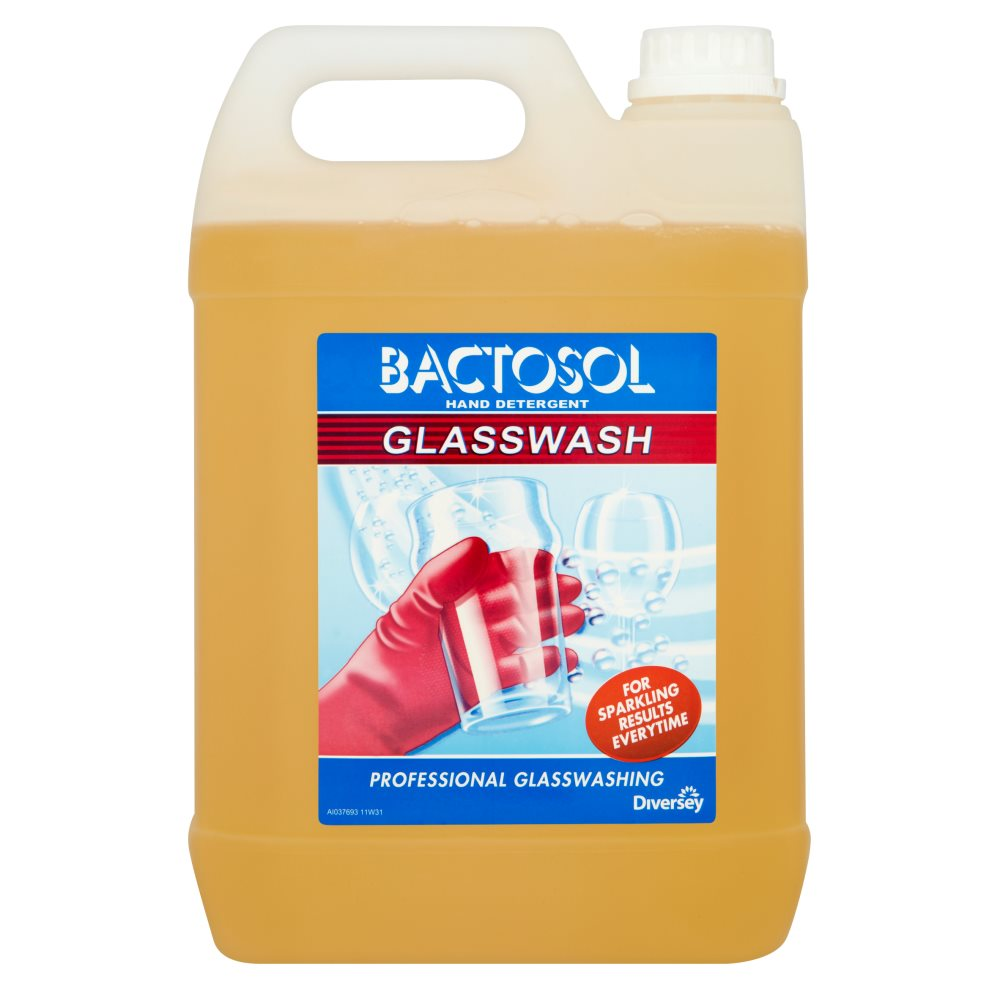 Bactosol Hand Glass Wash