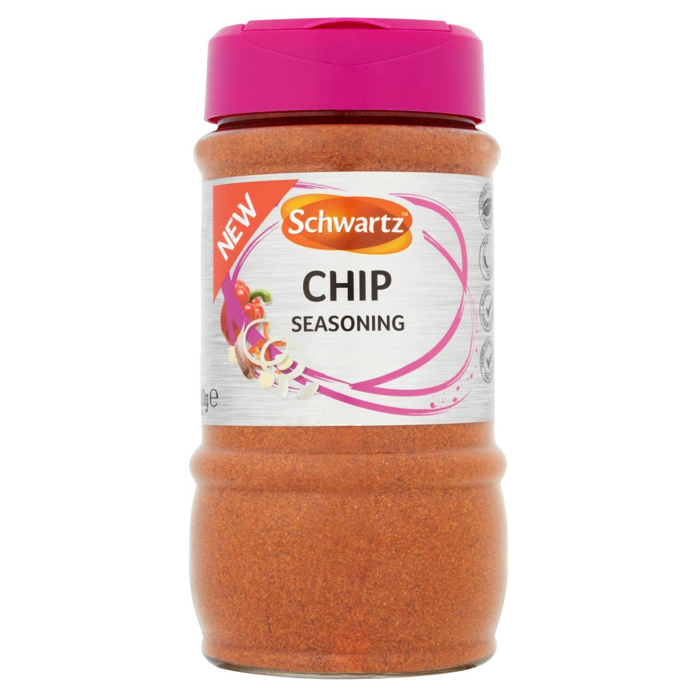 A Seasoning Blend With Paprika Onion And Garlic