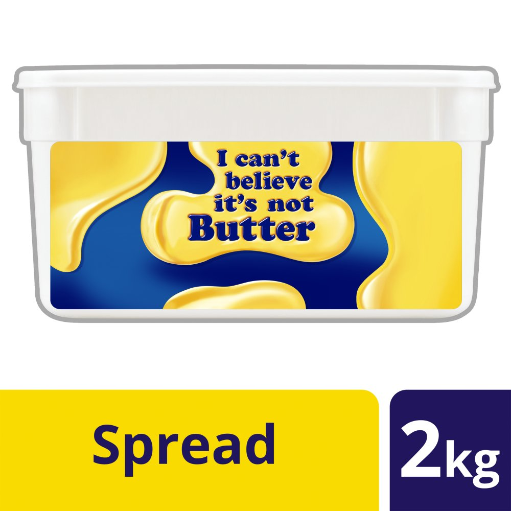 I Cant Believe Its Not Butter 2Kg