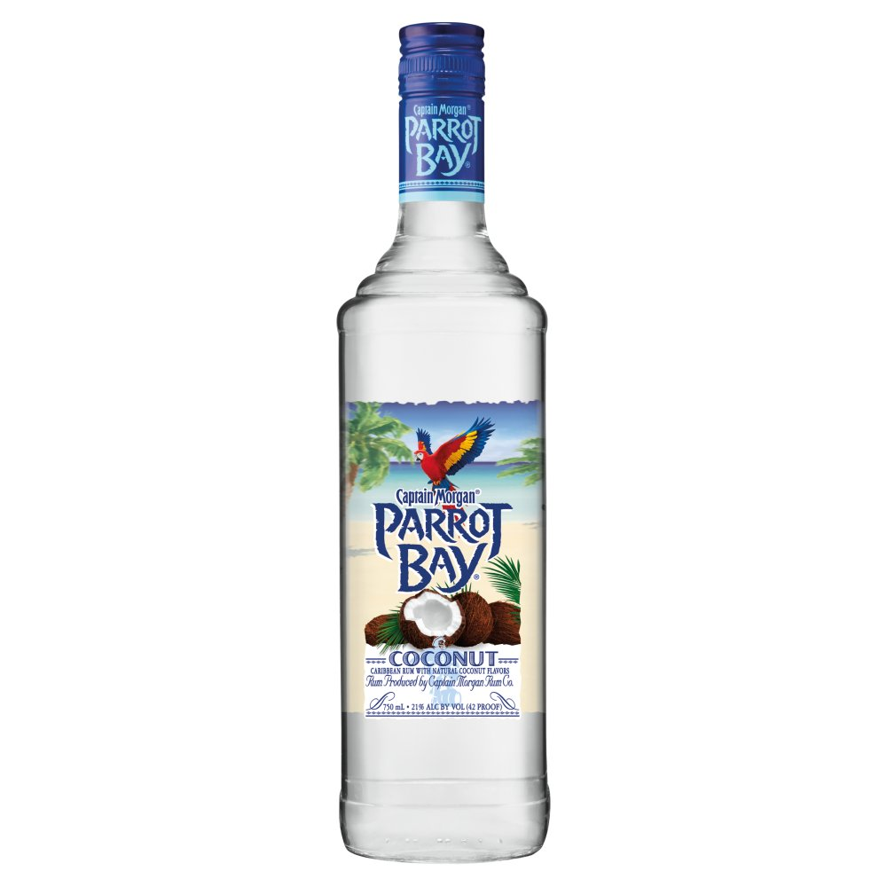 Parrot Bay Coconut Spirit Drink 70cl PMP £10.99