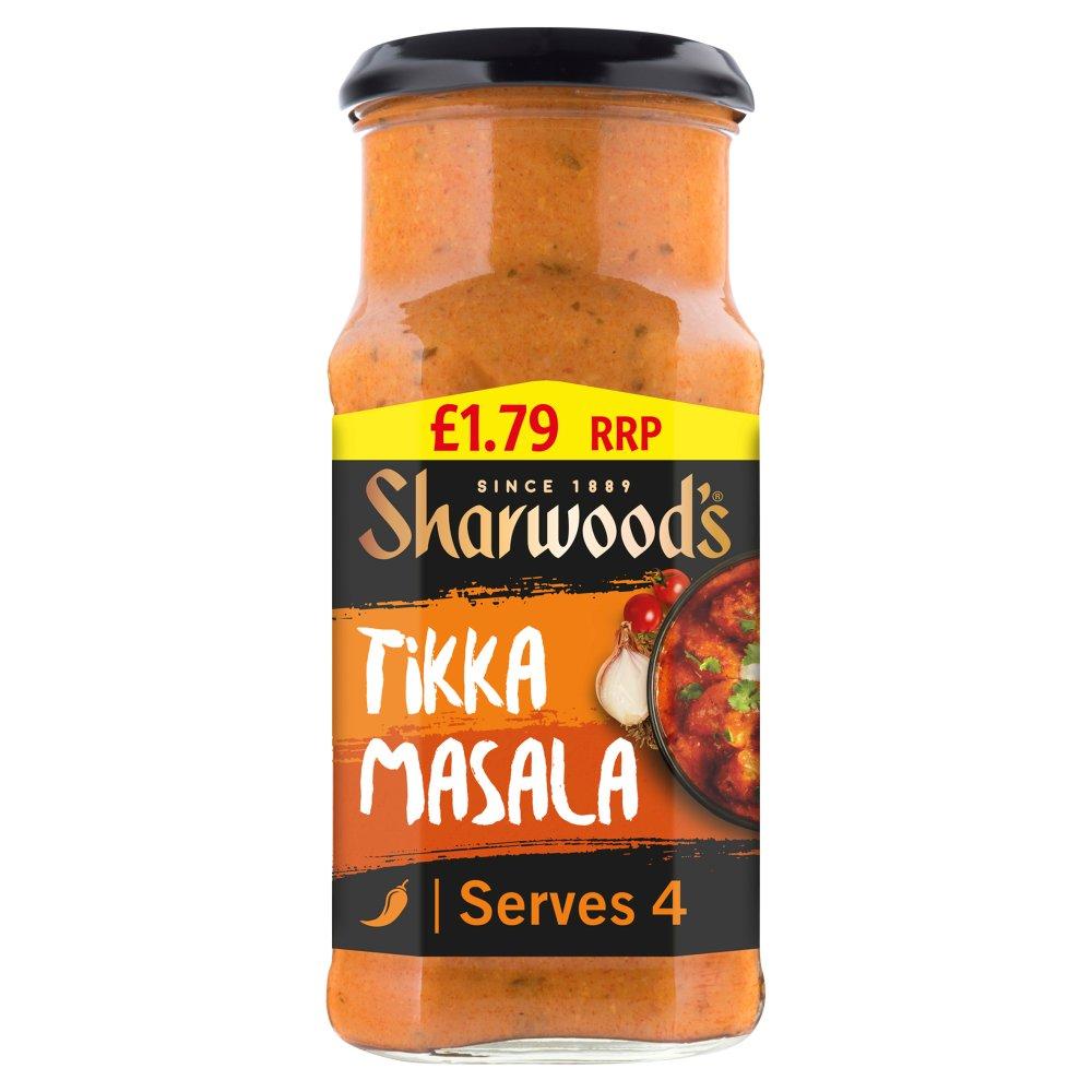 Sharwood's Cooking Sauce Tikka Masala 420g