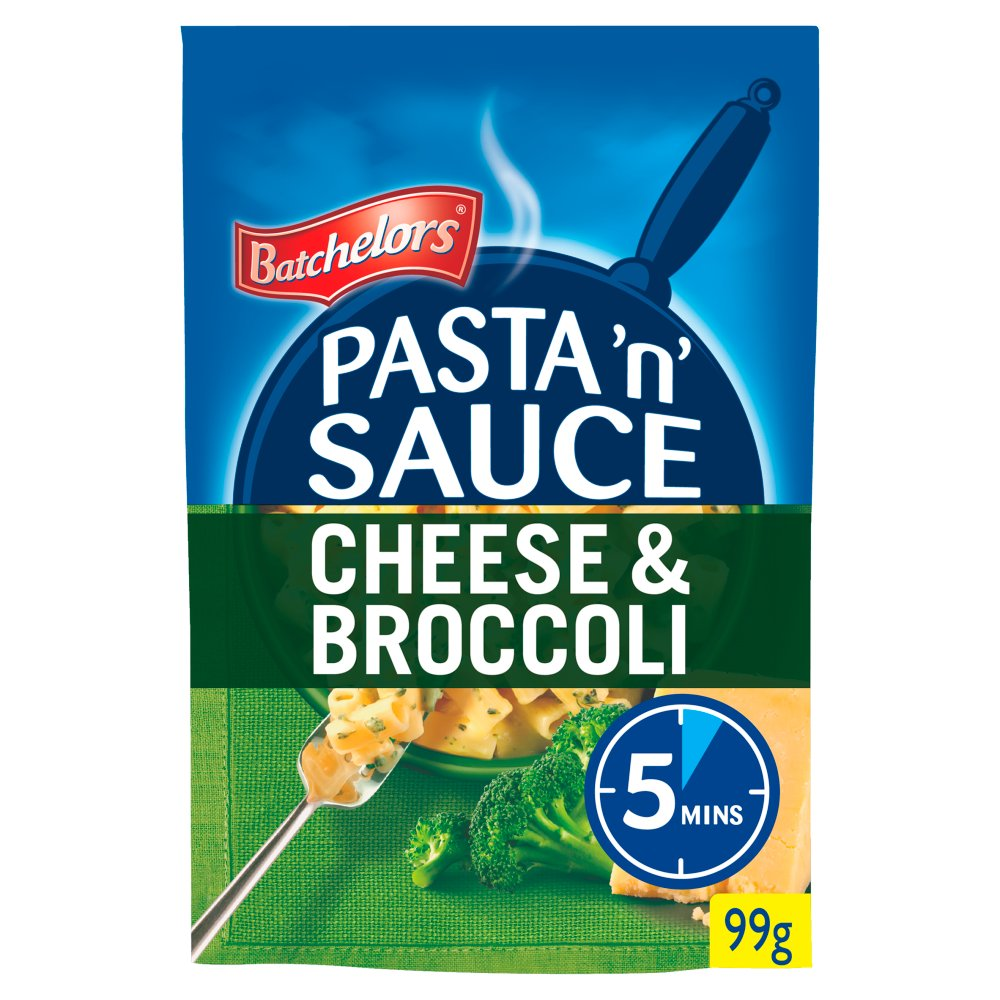 Batchelors Pasta 'n' Sauce Cheese & Broccoli 99g