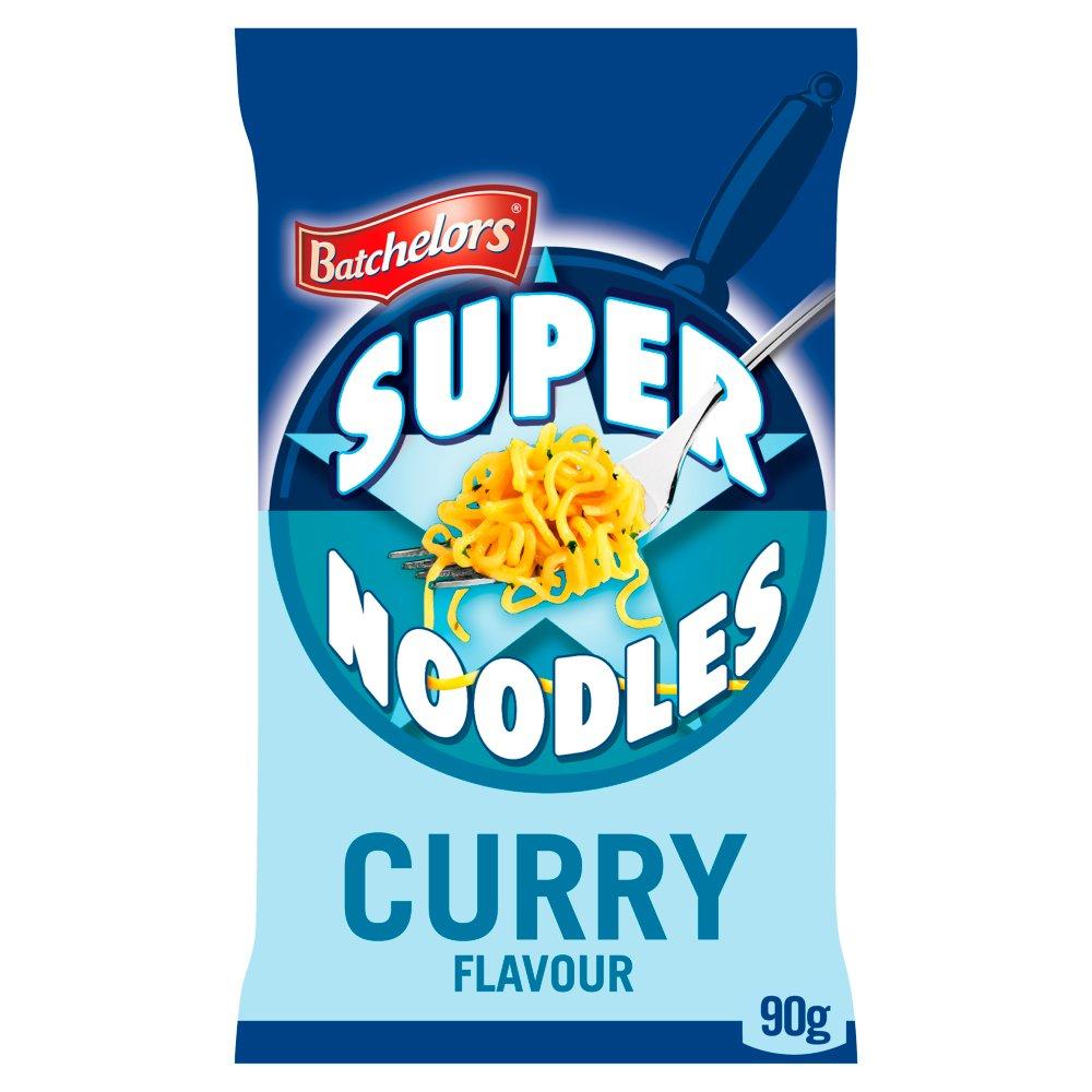 Batchelors Super Noodles Curry Flavour 90g