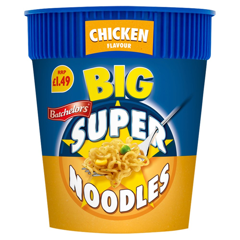 Batchelors Big Super Noodles Chicken Flavour 100g