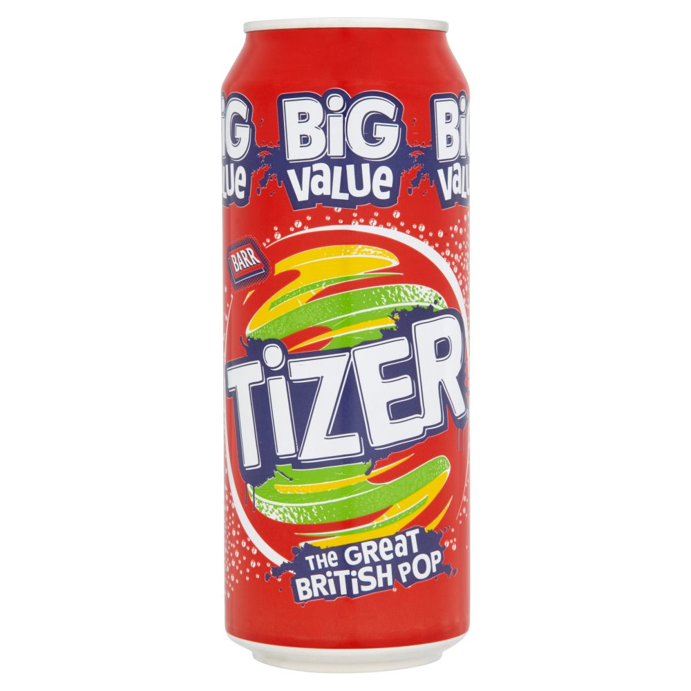 Tizer Can 500ml