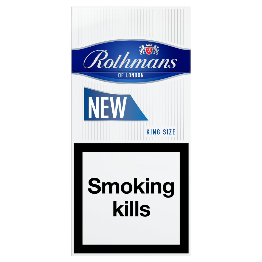 Rothmans Value King Size Blue