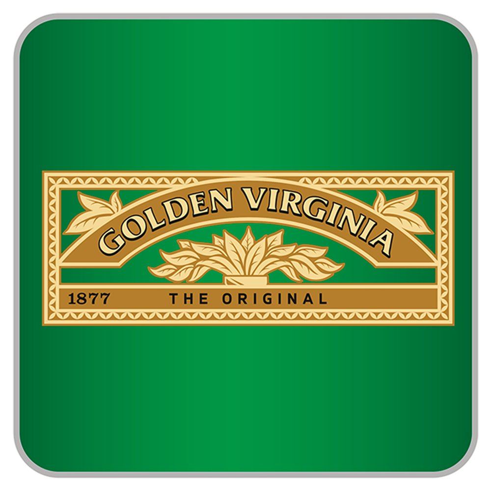 Golden Virginia The Original Includes Cigarette Papers 50g