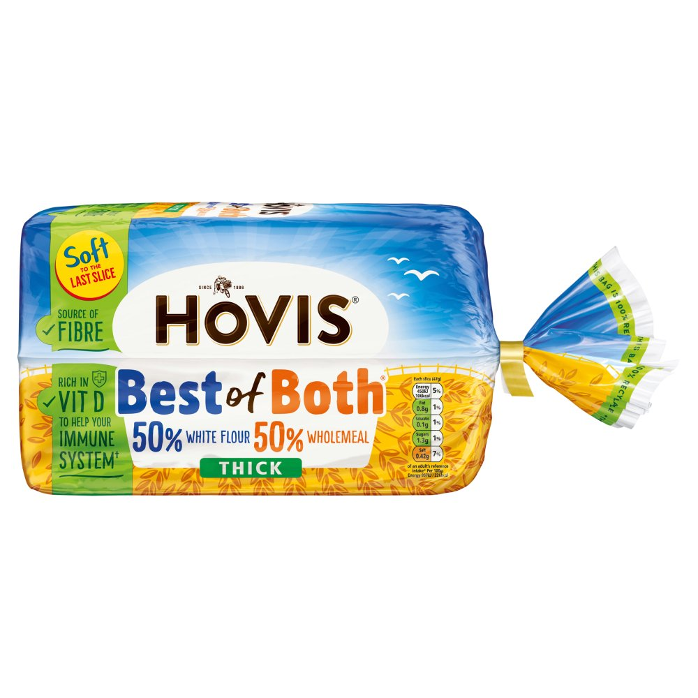 Hovis Best Of Both Thick