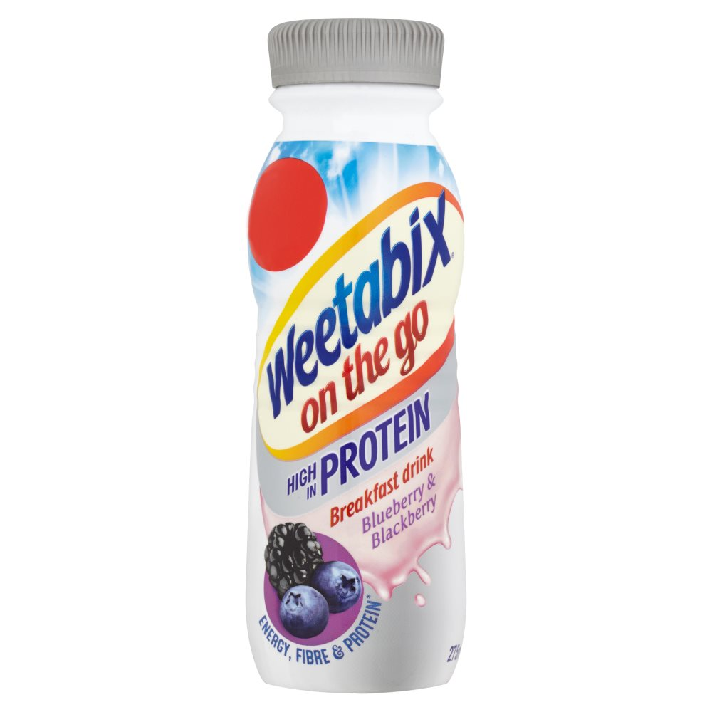 Weetabix Protein Drink Blueberry & Blackberry £1.50