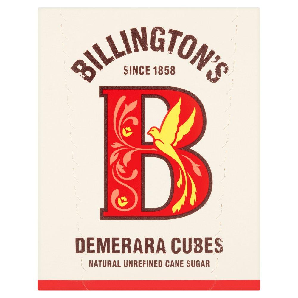 Billington's Demerara Cubes 500g