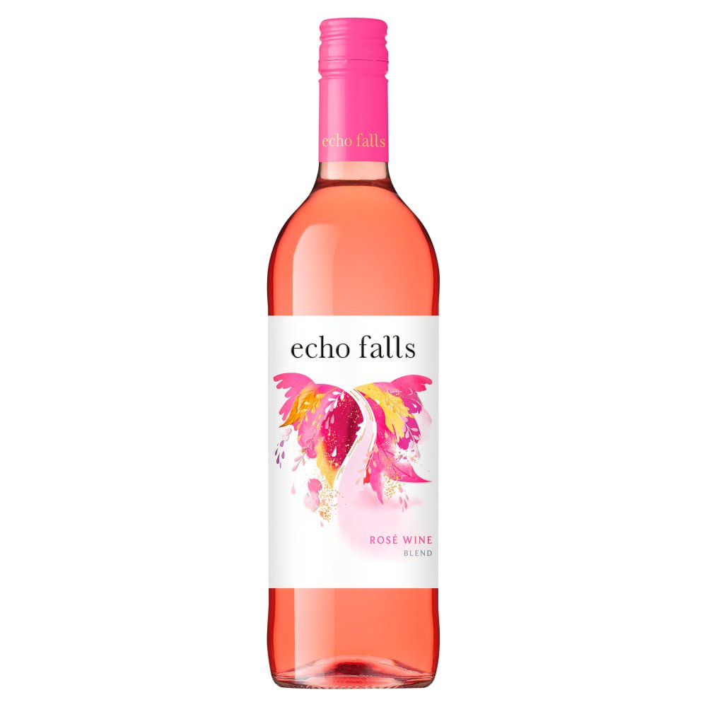 Echo Falls Californian Rosé Wine 750ml
